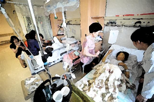 전체 병상 69%가 중소병원…사망률·재입원율에 영향